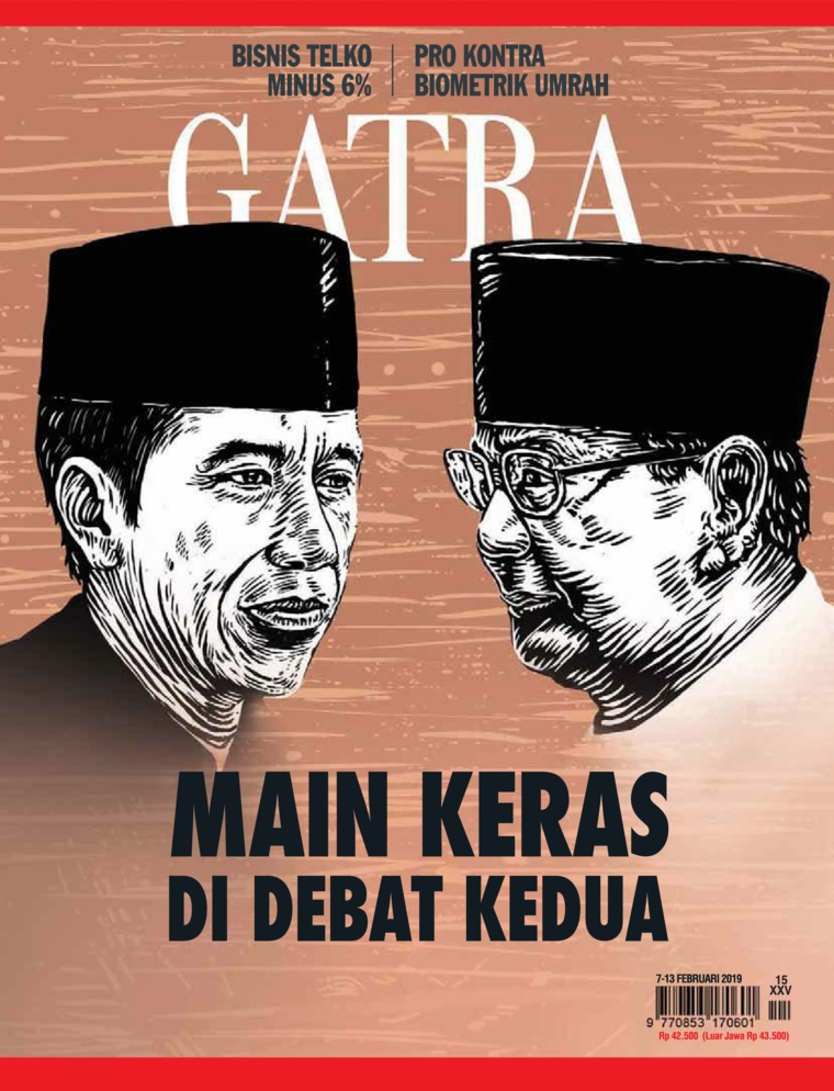GATRA Digital Magazine ED 15 February 2019