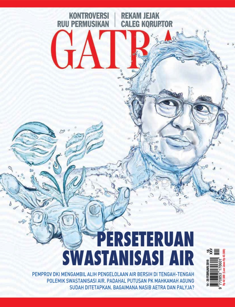 GATRA Digital Magazine ED 16 February 2019