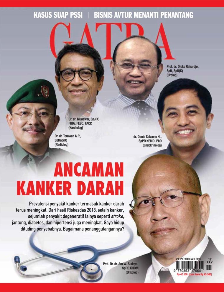 Majalah Digital GATRA ED 17 Februari 2019