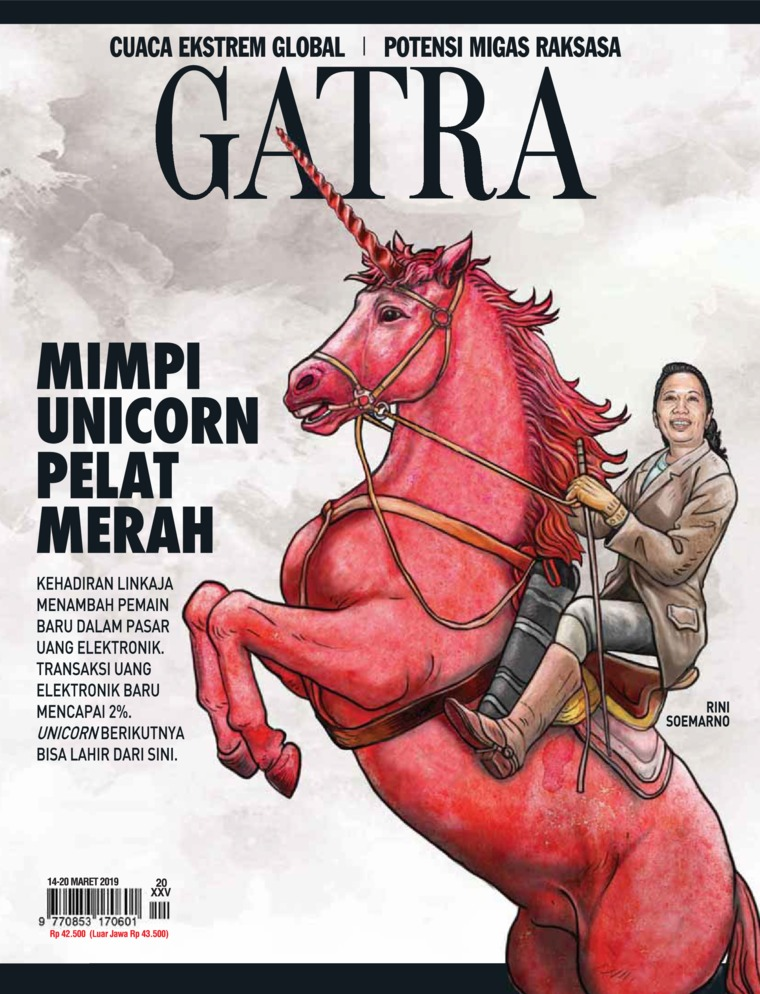 GATRA Digital Magazine ED 20 March 2019