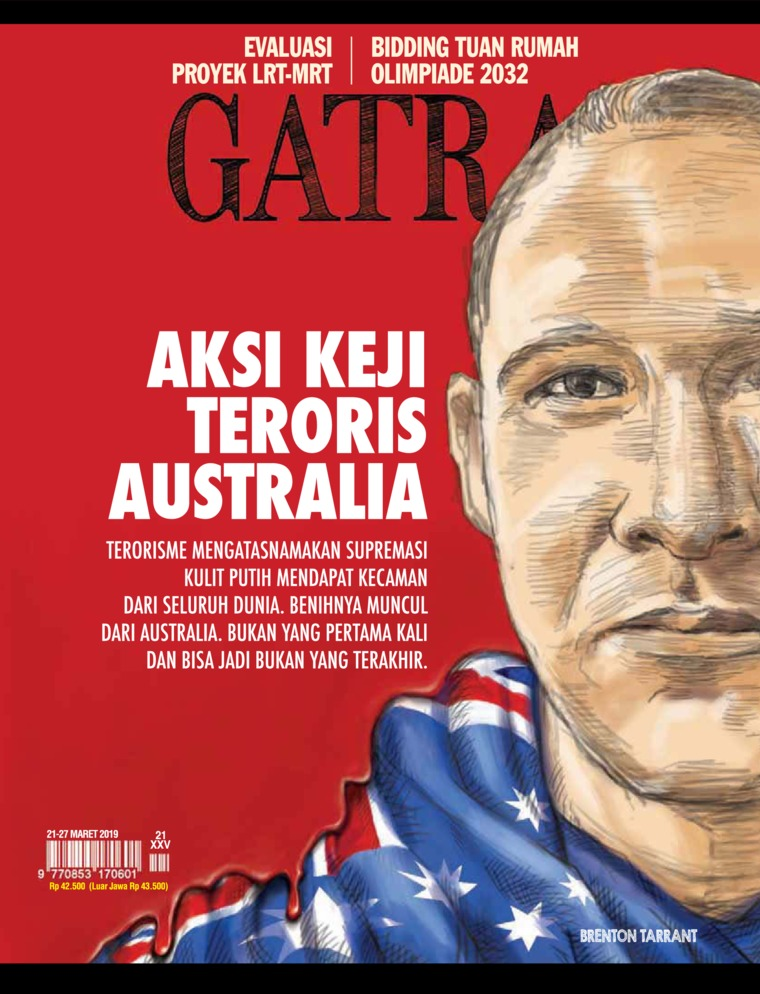 GATRA Digital Magazine ED 21 March 2019