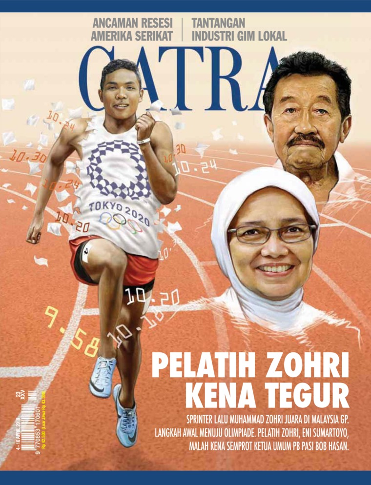 GATRA Digital Magazine ED 23 April 2019
