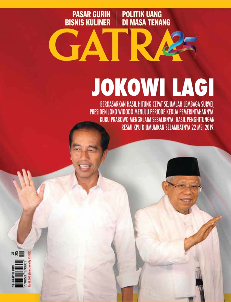 GATRA Digital Magazine ED 25 April 2019