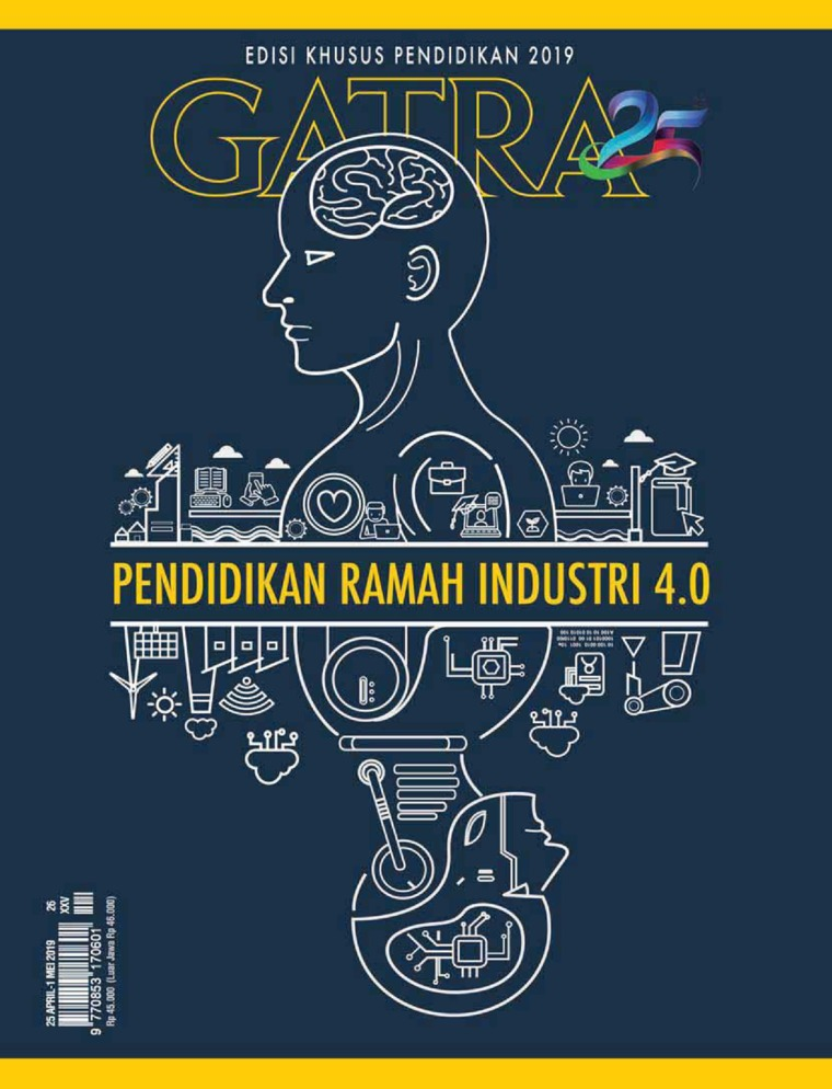 Majalah Digital GATRA ED 26 April 2019