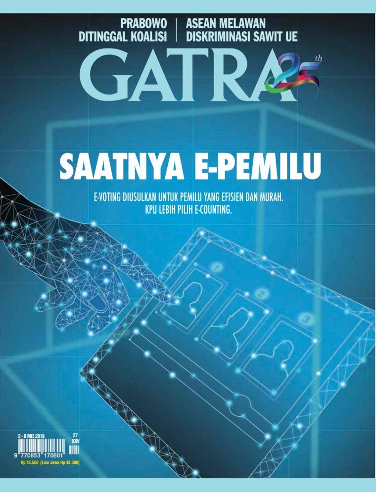 Majalah Digital GATRA ED 27 Mei 2019