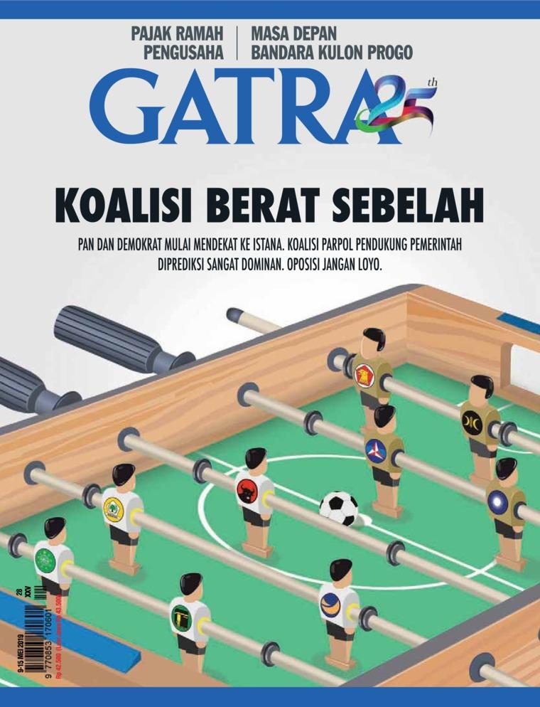Majalah Digital GATRA ED 28 Mei 2019