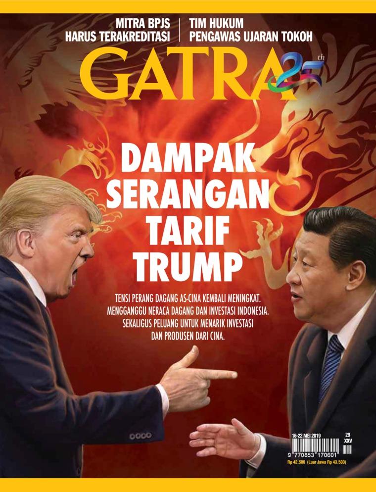 Majalah Digital GATRA ED 29 Mei 2019