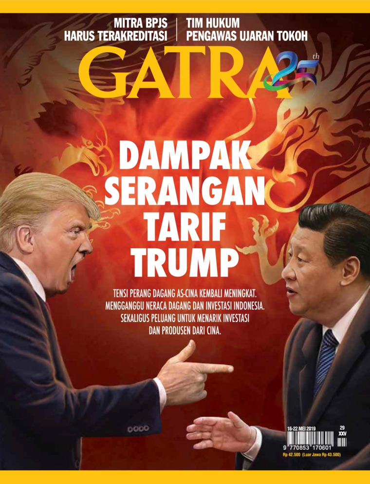 GATRA Digital Magazine ED 29 May 2019