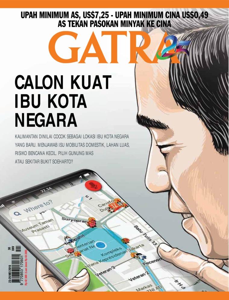 GATRA Digital Magazine ED 30 May 2019