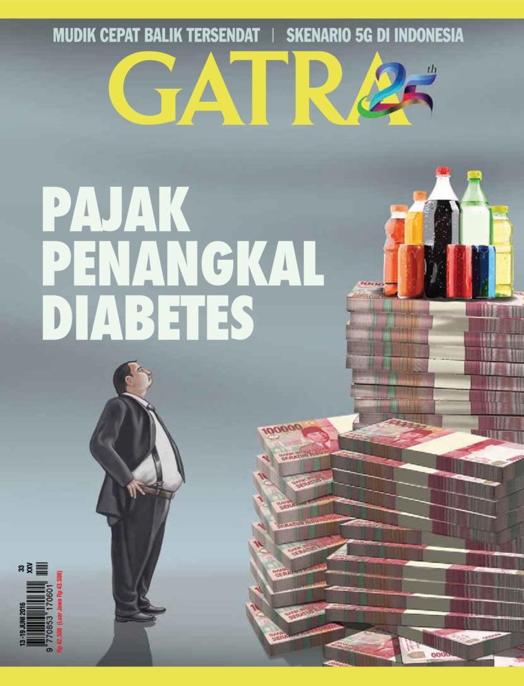 GATRA Digital Magazine ED 33 June 2019
