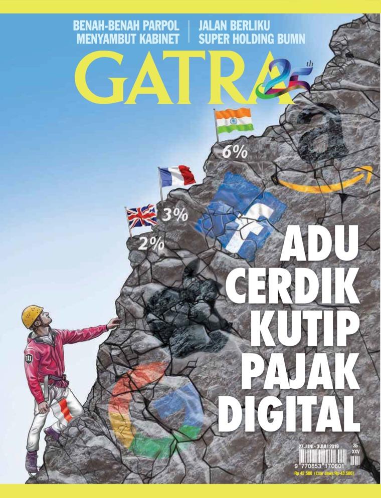 Majalah Digital GATRA ED 35 Juni 2019