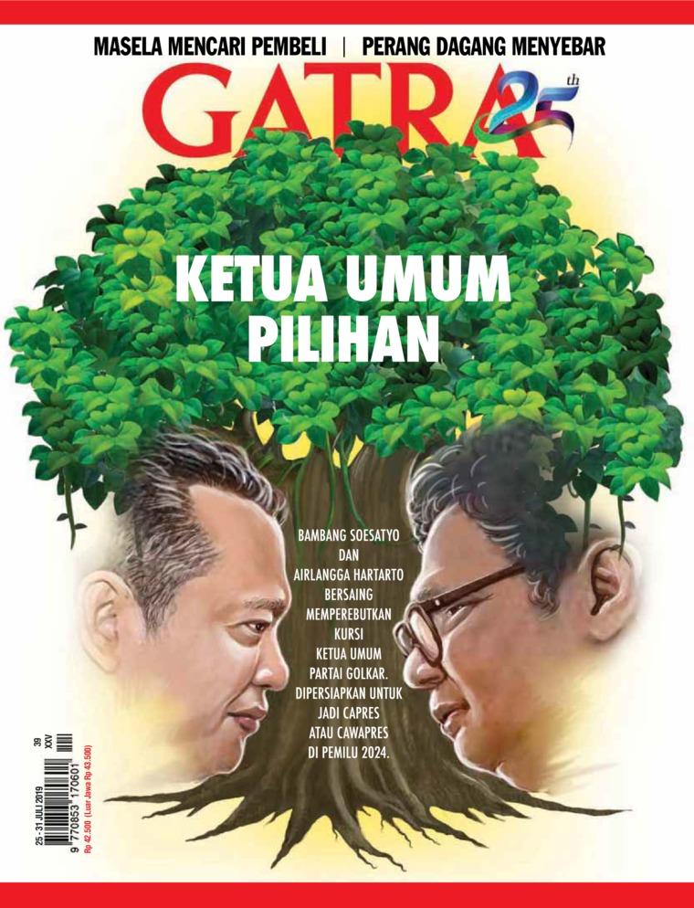 GATRA Digital Magazine ED 39 July 2019
