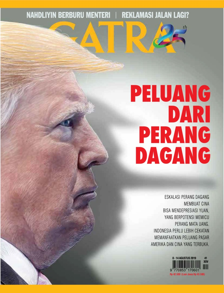 GATRA Digital Magazine ED 41 August 2019