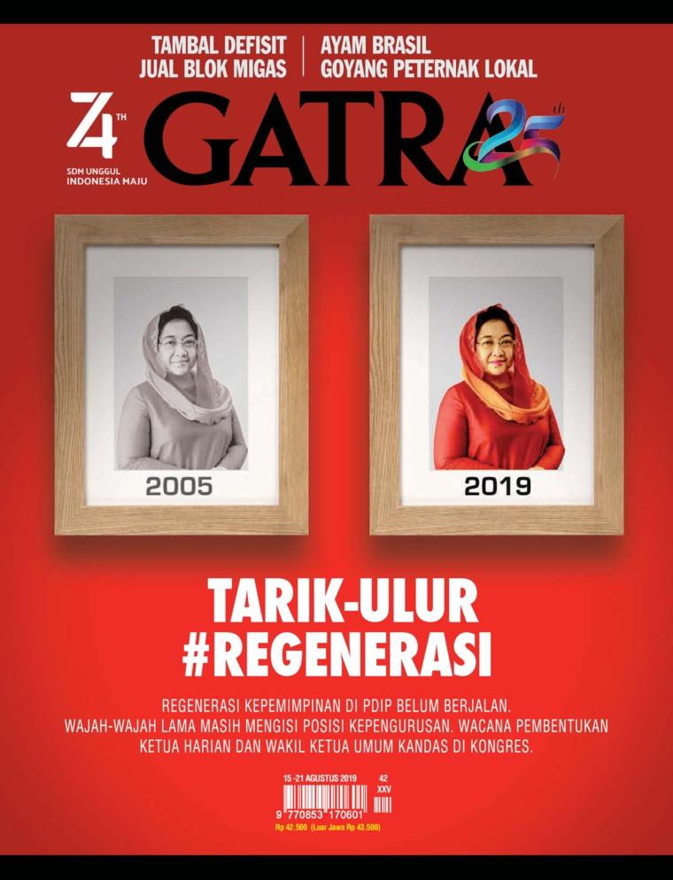 Majalah Digital GATRA ED 42 Agustus 2019