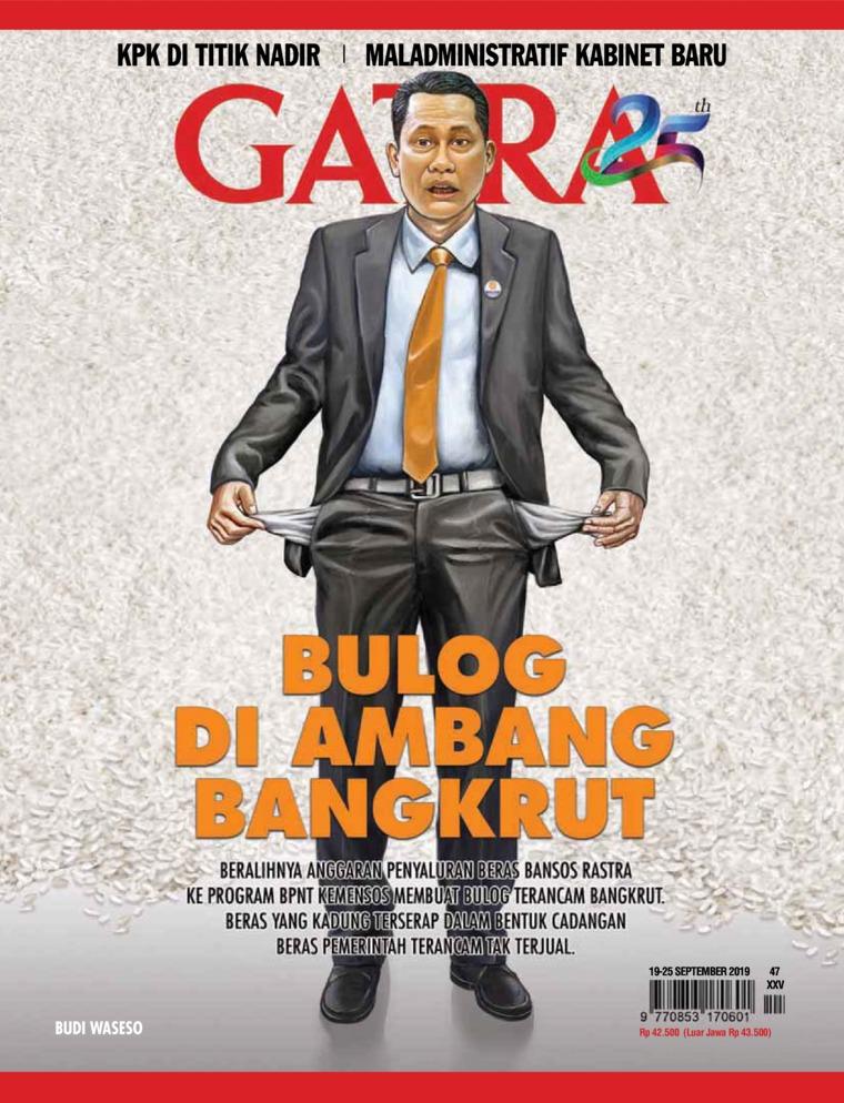 GATRA Digital Magazine ED 47 September 2019