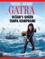 Cover Majalah GATRA ED 14 Februari 2018