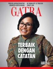 Cover Majalah GATRA ED 16 Februari 2018