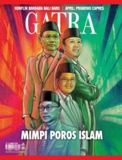 Cover Majalah GATRA
