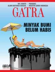 GATRA Magazine Cover ED 25 April 2018