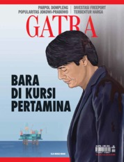 Cover Majalah GATRA ED 26 April 2018