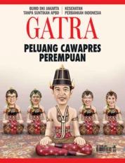 Cover Majalah GATRA ED 28 Mei 2018