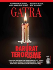 Cover Majalah GATRA ED 29 Mei 2018
