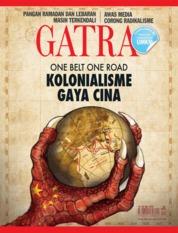 Cover Majalah GATRA ED 30 Mei 2018