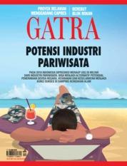 Cover Majalah GATRA ED 32 Juni 2018