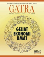 GATRA Magazine Cover ED 33 June 2018