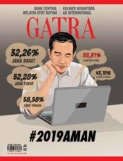 Cover Majalah GATRA ED 35 Juni 2018