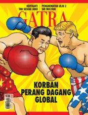 Cover Majalah GATRA ED 37 Juli 2018