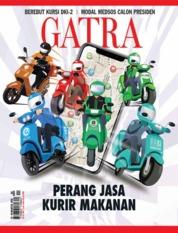 Cover Majalah GATRA ED 43 Agustus 2018
