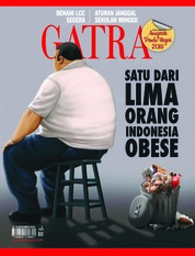 GATRA Magazine Cover ED 02 November 2018