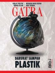 Cover Majalah GATRA ED 05 November 2018