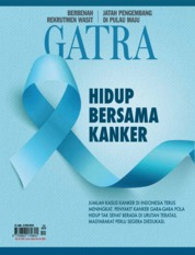 GATRA Magazine Cover ED 14 February 2019