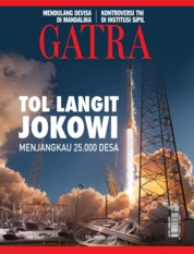 GATRA Magazine Cover ED 18 February 2019