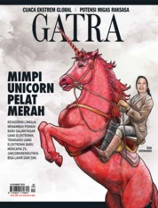 GATRA Magazine Cover ED 20 March 2019