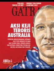 GATRA Magazine Cover ED 21 March 2019