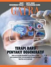 GATRA Magazine Cover ED 22 April 2019