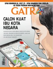 GATRA Magazine Cover ED 30 May 2019