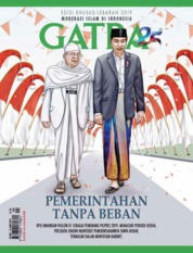 GATRA Magazine Cover ED 31-32 June 2019