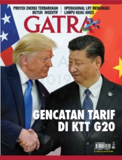 GATRA Magazine Cover ED 36 July 2019