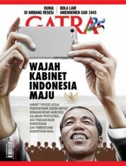 Cover Majalah GATRA ED 43 Agustus 2019