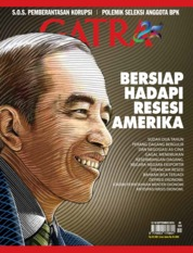 Cover Majalah GATRA ED 46 September 2019