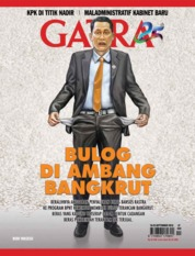 Cover Majalah GATRA ED 47 September 2019