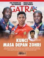 GATRA Magazine Cover ED 49 October 2019