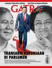 GATRA Magazine Cover ED 50 October 2019