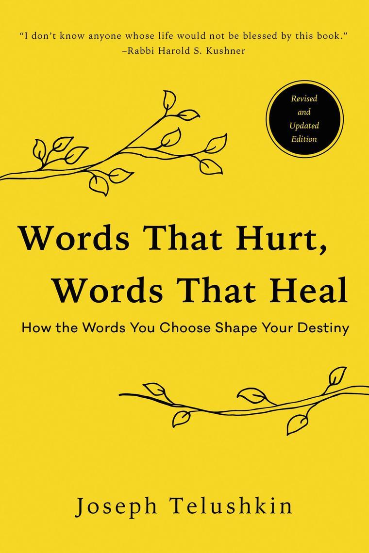 Buku Digital Words That Hurt, Words That Heal oleh Joseph Telushkin