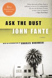 Cover Ask the Dust oleh John Fante