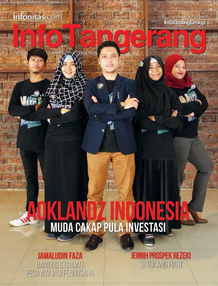 Majalah Digital InfoTangerang Juli 2017
